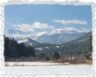 Upper Bear Creek, near Evergreen Colorado