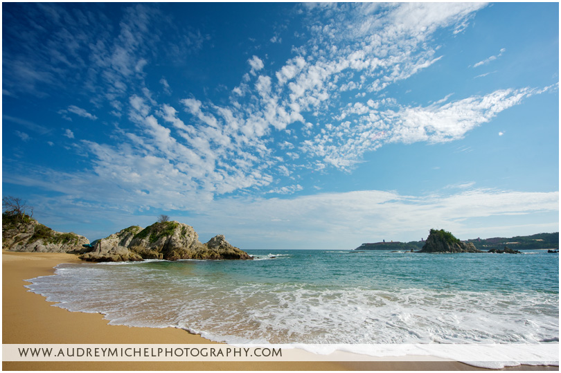 Denver Wedding Photographer, AudreyMichel Photography, Huatulco Oaxaca Mexico, beach