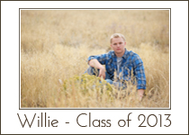 Highlands Ranch High School class of 2013 Denver Portrait Photographer