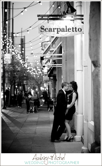 Luxury Wedding Photographer, Urban Denver Photoshoot, Engagement Photography