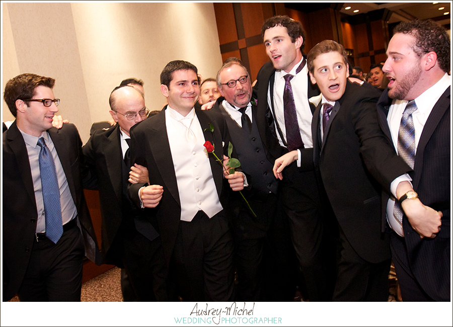 Orthodox Jewish Wedding, Denver Photographer Audrey Michel, Grand Hyatt