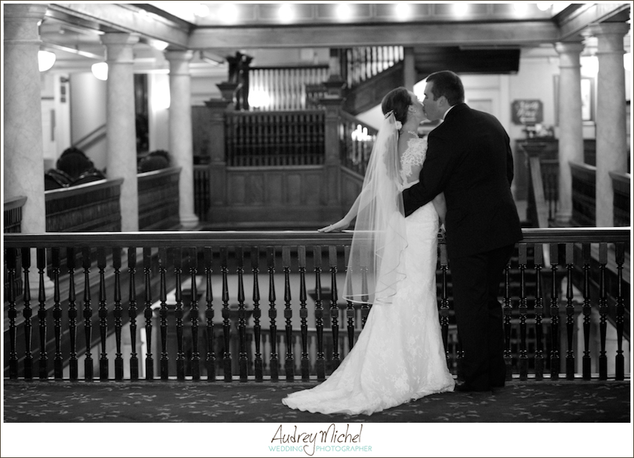 Hotel Boulderado, Denver Wedding Photographer