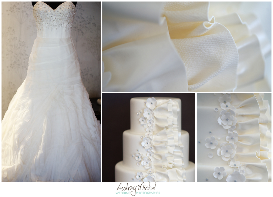 Little White Dress, Liancarlo, Intricate Icings, Audrey Michel Wedding Photographer