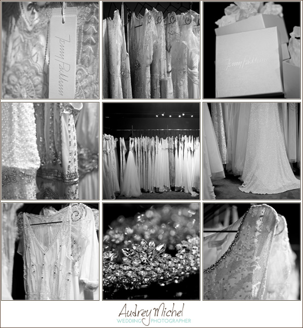 Jenny Packham dresses in Denver, Colorado. Denver Fashion Wedding Photographer