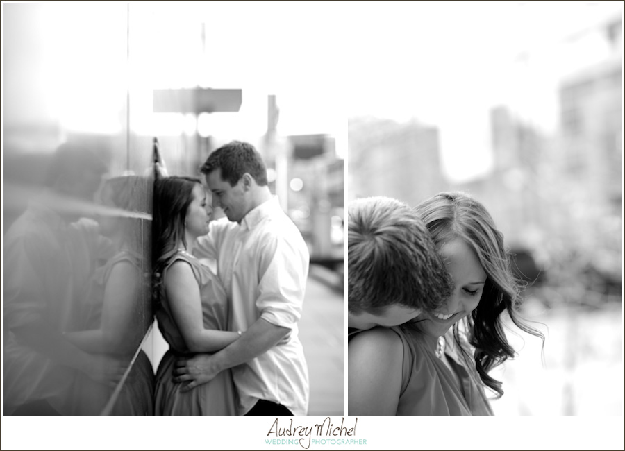 City Engagement Photographer Denver, Audrey Michel