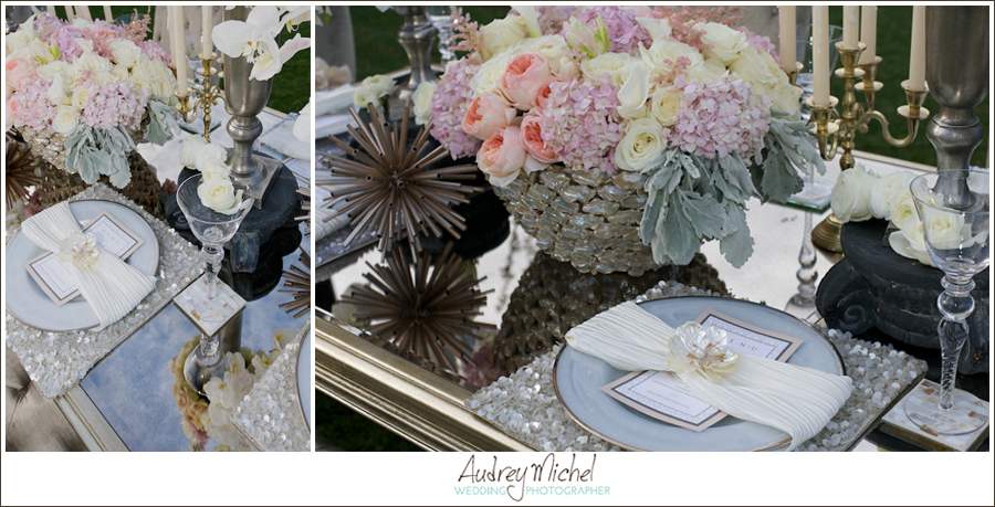 Grace Ormonde Platinum List Photographer, Published, Table Top decor, The Broadmoor, Isabelle Kline Design