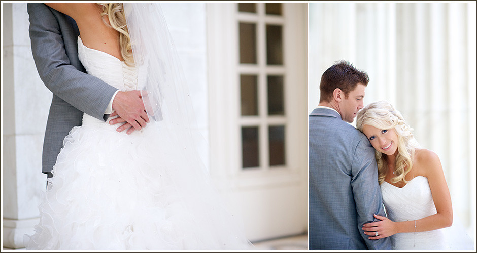 Four-Seasons-Wedding-Denver-City-Couples-Portrait