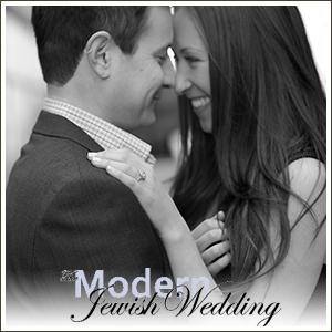 Featured on The Modern Jewish Wedding, Engagement, Audrey Michel Wedding Photographer